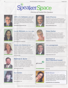Business First Speaker Space Directory