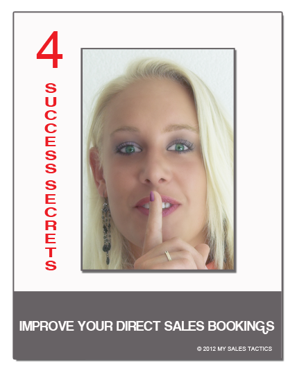 4-Success-Secrets-to-Improve-Sales-Bookings