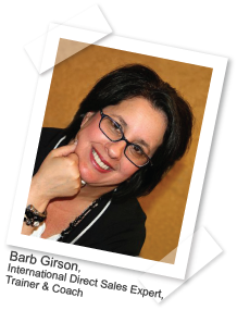 Barb Girson, International Direct Sales Expert, Speaker, Trainer & Coach, profile picture