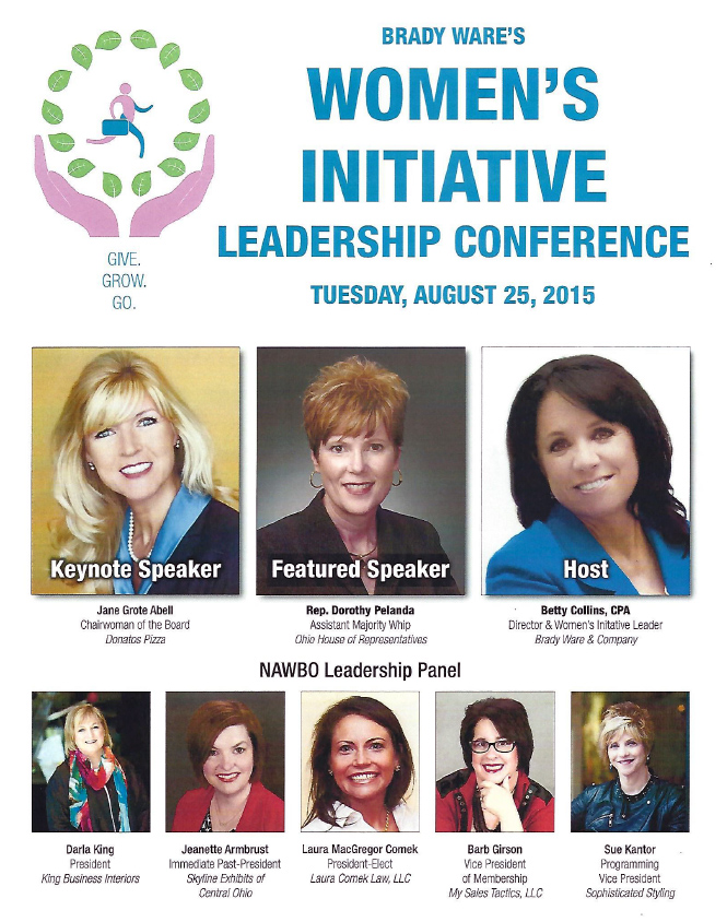 Women's Initiative Leadership Conference