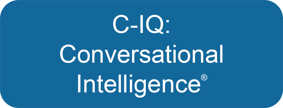 C-IQ- Conversational Intelligence