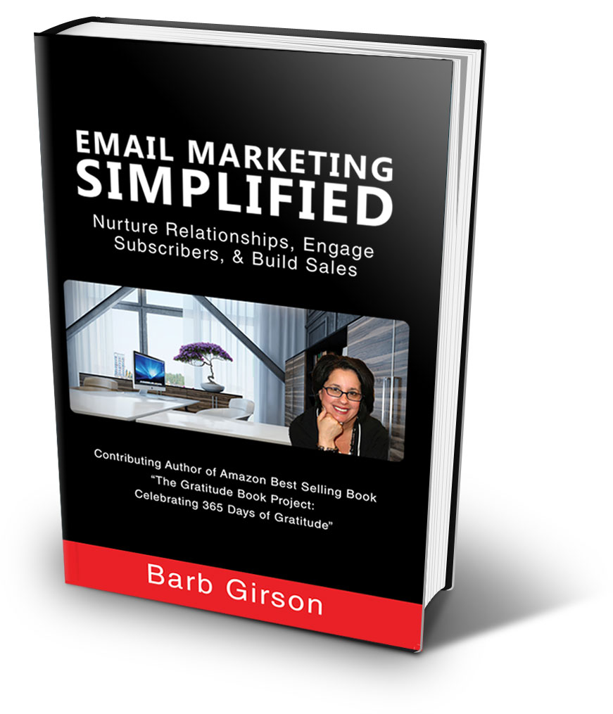 Email Marketing Simplfied - Nurture Relationships, Engage Subscribers, & Build Sales Paperback Edition - SPECIAL