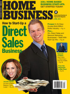 Home Business Magazine - Publishes Barb Girson