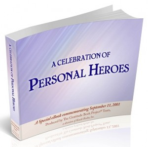 The Gratitude Project - A Celebration of Personal Heroes