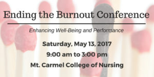 Ending the Burnout Conference