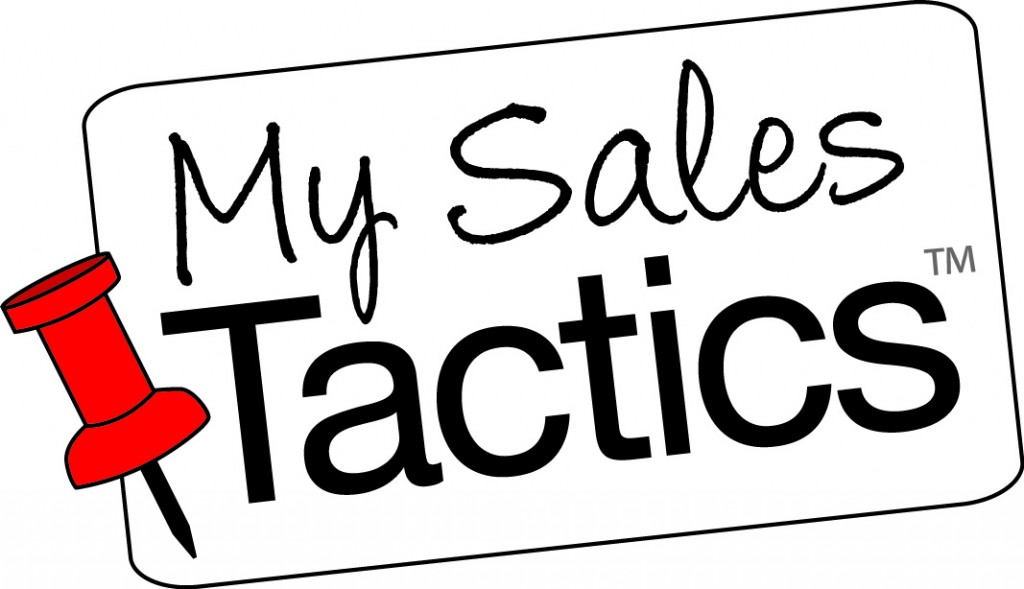 My Sales Tactics Logo - Print
